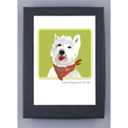 West Highland Terrier Notecards