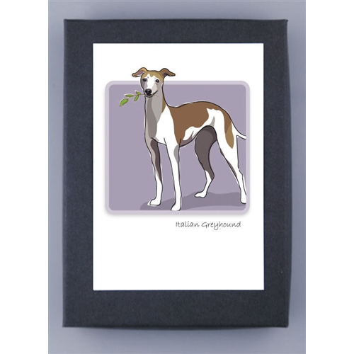 Italian Greyhound Notecards