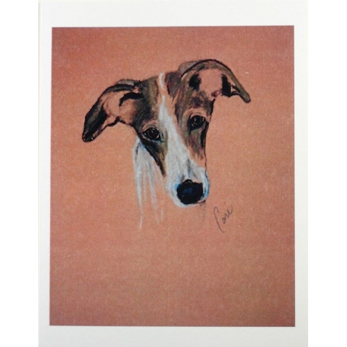Whippet Notecards