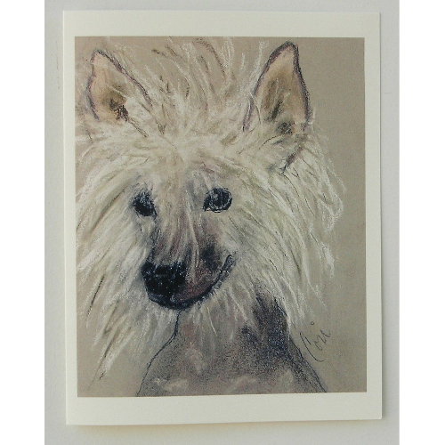 Chinese Crested Notecards