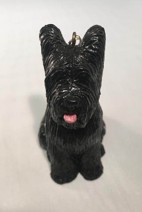 Scottish Terrier Ornament