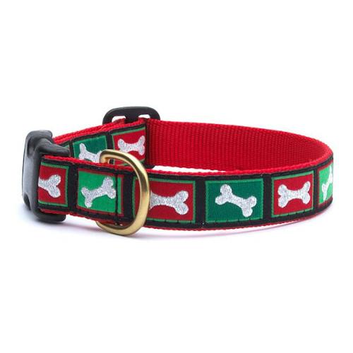 Christmas Bones Collar