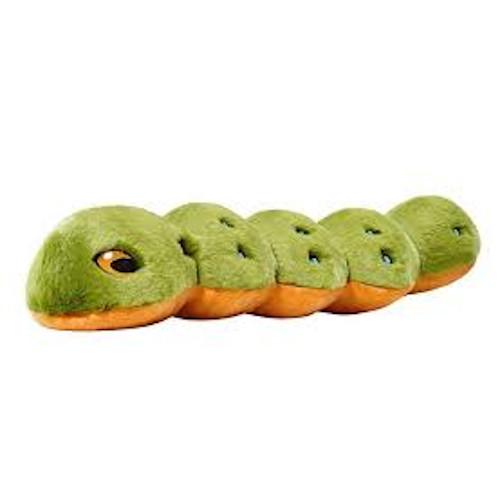 Katie Caterpillar Dog Toy